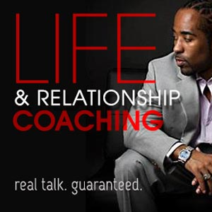 Get life and relationship coaching from relationship expert  and coach Stephan Speaks